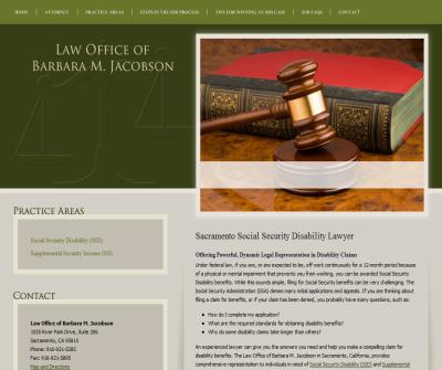 Law Office of Barbara M. Jacobson