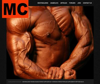 Bodybuilding | Steroids | Forums | Supplements