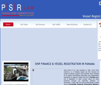Panama Ship Registration
