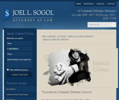Joel L. Sogol, Attorney at Law