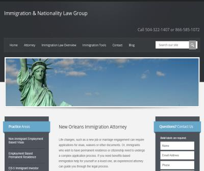 Immigration & Nationality Law Group