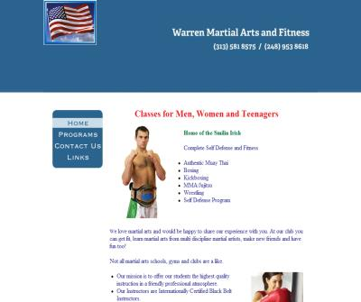 Warren Institute of Martial Arts