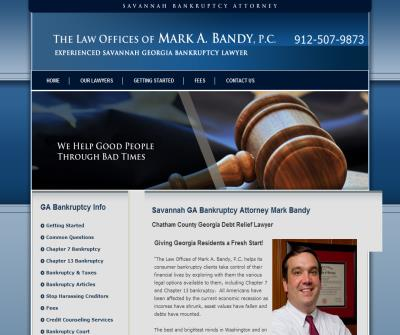 Mark A. Bandy Attorney at Law