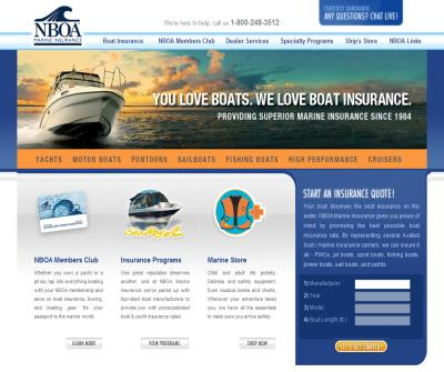 National Boat Owners Association Boat Insurance