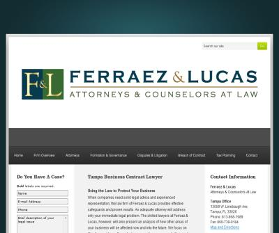 Ferraez & Lucas Attorneys & Counselors At Law