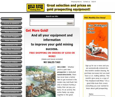 Rock Hounding & Prospecting Supplies