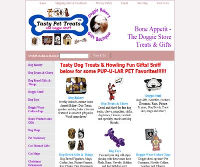 Bone Appetit Bakery-The Doggie Store
