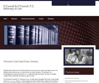 O'Connell & O'Connell, P.C. Attorneys at Law