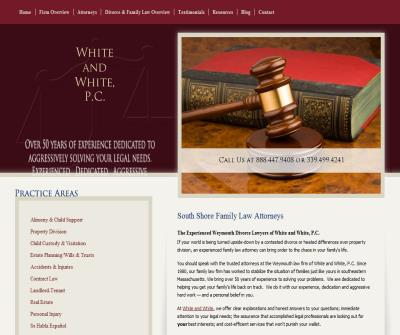 Divorce Attorney Weymouth MA
