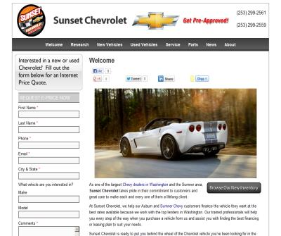 Sunset Chevrolet