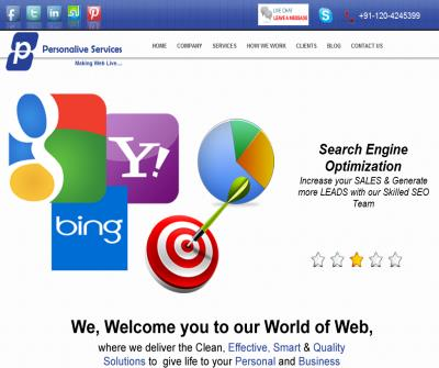 Complete Web solutions in India