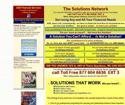 Financial Solutions You Can Afford