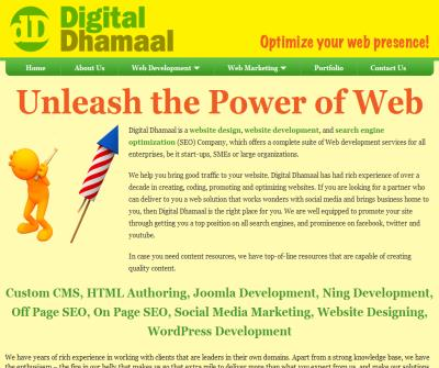 Wordpress Development and Ning Development India