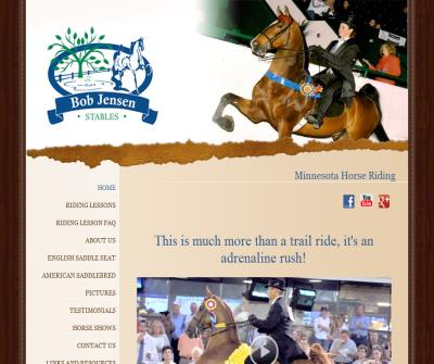Minnesota Horseback riding