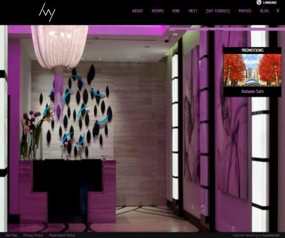The Ivy Boutique Hotel