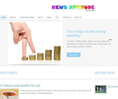 News Attitude :India News | Indian Business, Finance News | Sports: Cr