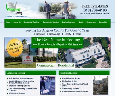 Roofing and Solar contractor Los Angeles