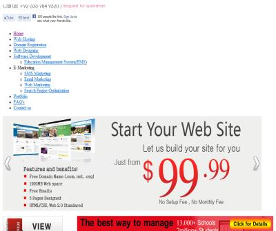 Pink Link Network - Web Hosting, Web Development and Software House!