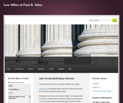 Lake County IL Debt Discharge Lawyer