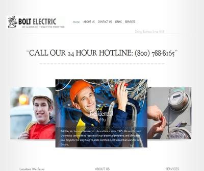 Electrician - Licensed Electrical Contractor