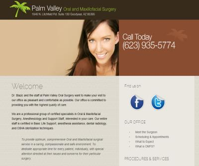 Palm Valley Oral Surgery - Cosmetic Dentist