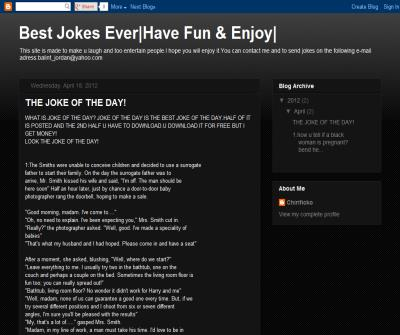 Best Online Jokes Ever