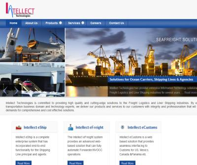 Intellect Technologies | Freight Forwarders | Logistics Solutions | Liner Shipping Software