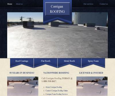 Foam Roofing Northern Virginia | Flat Roofing | Foam Roof Coating | Roofing Company