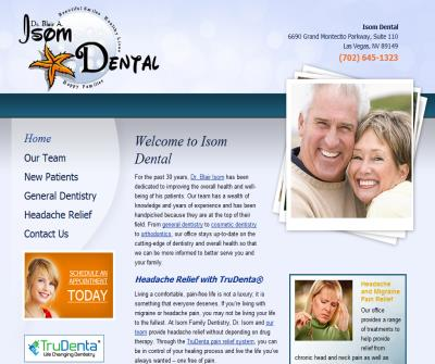 Dr. Blair A. Isom Family Dentistry & Orthodontics