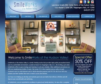 Lawrence Grodin DDS/ Smile Works of the Hudson Valley