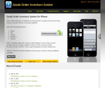 Mobile Apps for inventory