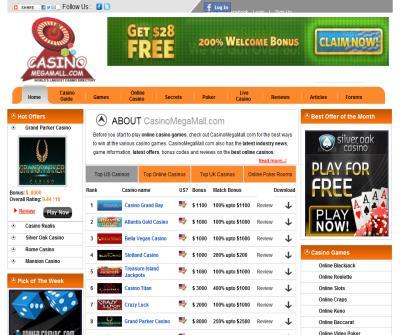 Casino links exchange online gambling agency