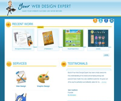 Your Web Design Expert