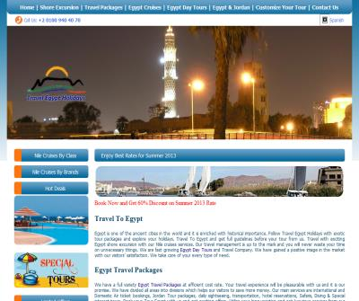 Luxury Egypt Tours And Travel Packages