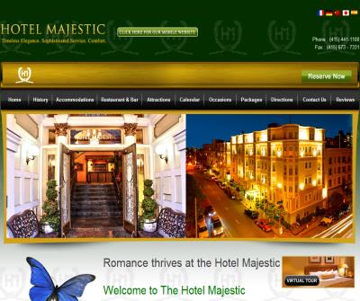 The Hotel Majestic