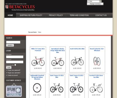 Betacycles