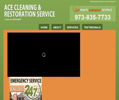 Ace Restoration & Cleaning Services