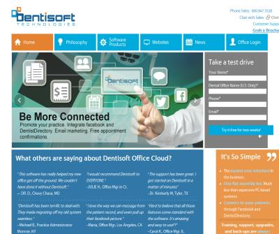 Dentisoft Office Dental Software - Web-based Practice Management