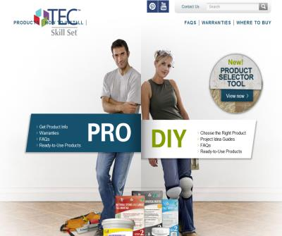 TEC Skill Set - Tile Installation Supplies