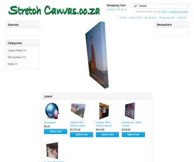 http://www.stretchcanvas.co.za/index.html