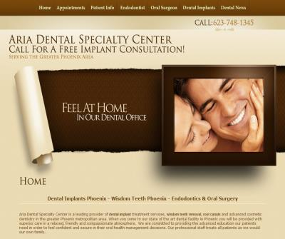 Aria Dental Specialty Center