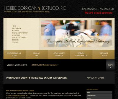 Monmouth County Personal Injury Attorney