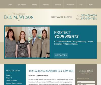 Tuscaloosa County Chapter 13 Attorney