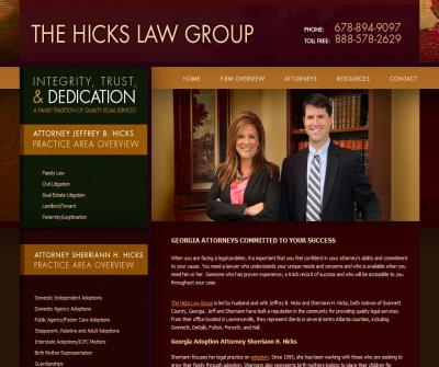 Family Law Lawyer Lawrenceville GA