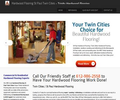 Hardwood Flooring St Paul