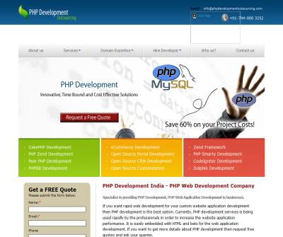 Hire PHP Developer of India for PHP Development Services