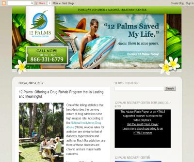 12 Palms: Offering a Drug Rehab Program that is Lasting and Meaningful