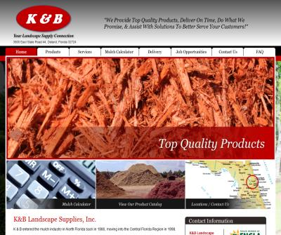 Landscaping Mulch & Supplies