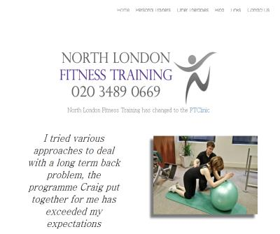 north london personal training