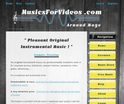 Royalty Free Musics For Videos